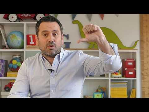 Biberón - Lengua de signos para bebés
