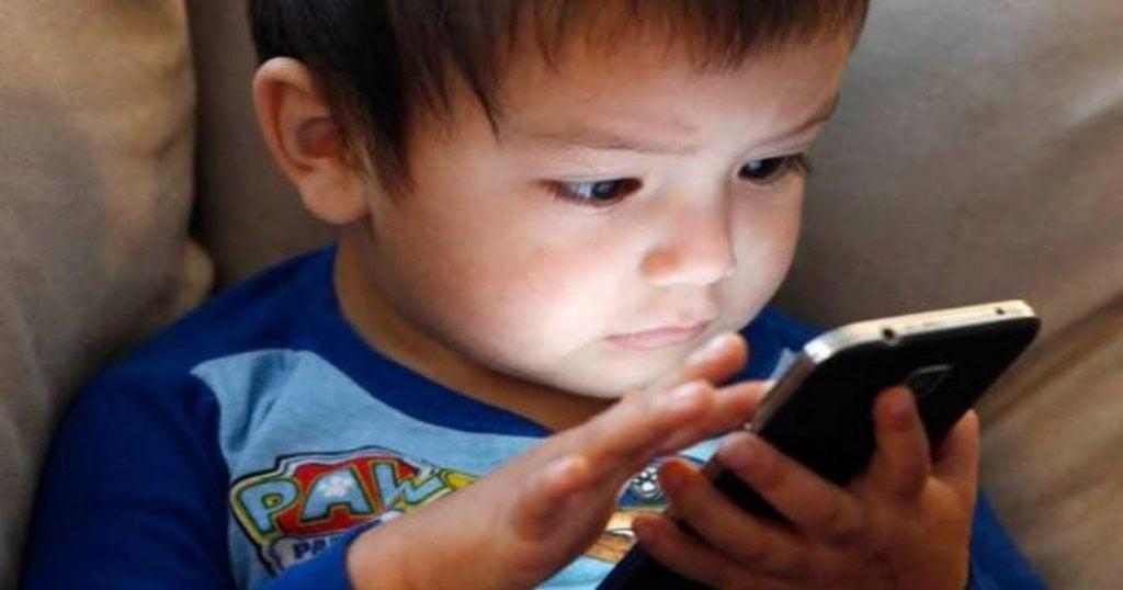 Hijos no son nativos digitales