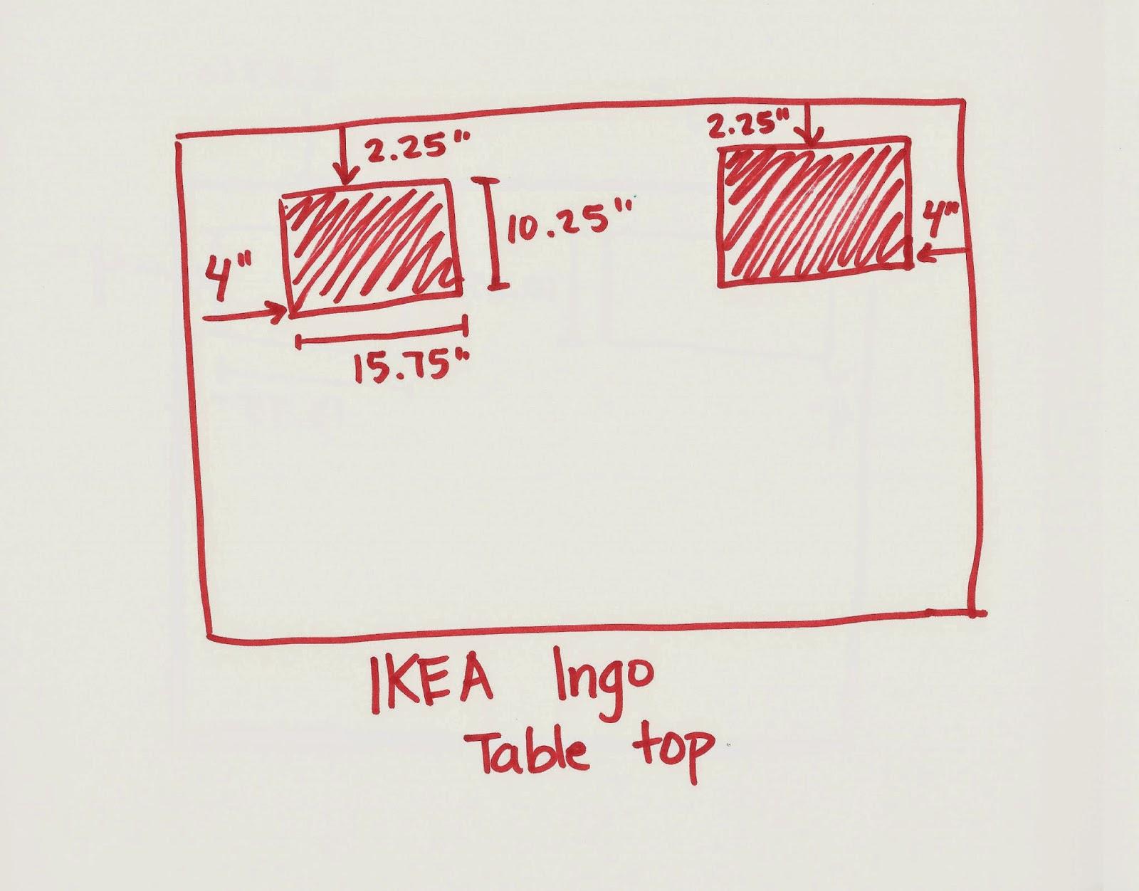 Jugar mesa Ikea 2