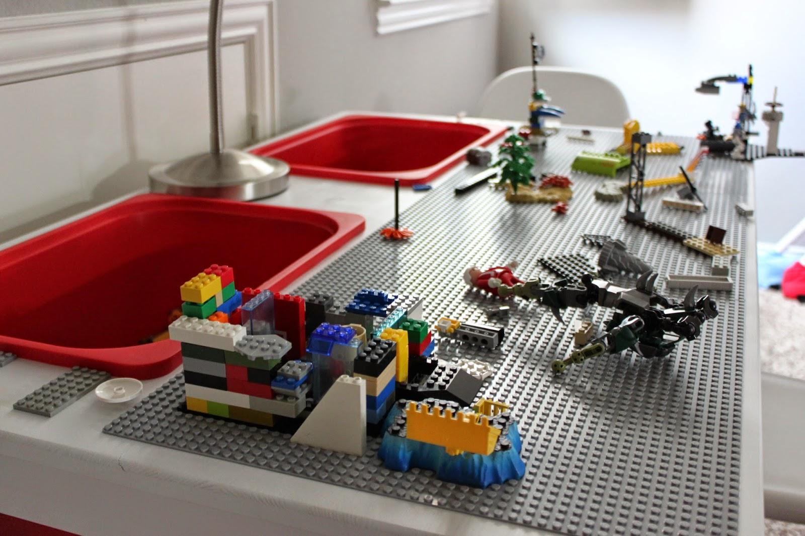 Mesa Juego Lego 5