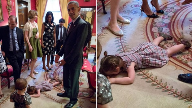 Obama rabieta