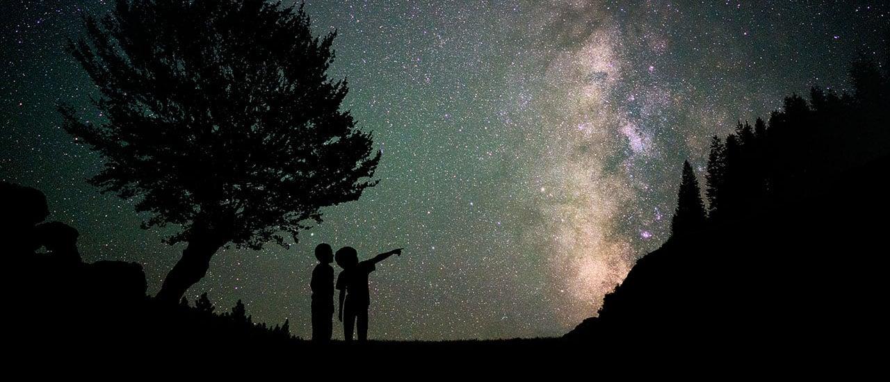 STAR-WATCHING