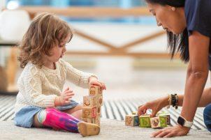 Educar niña 2 años